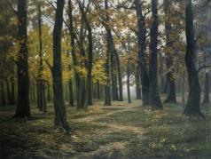 Козорезенко П. П. Осень в лесу