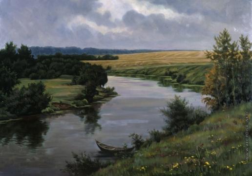 Козорезенко П. П. Тихая река