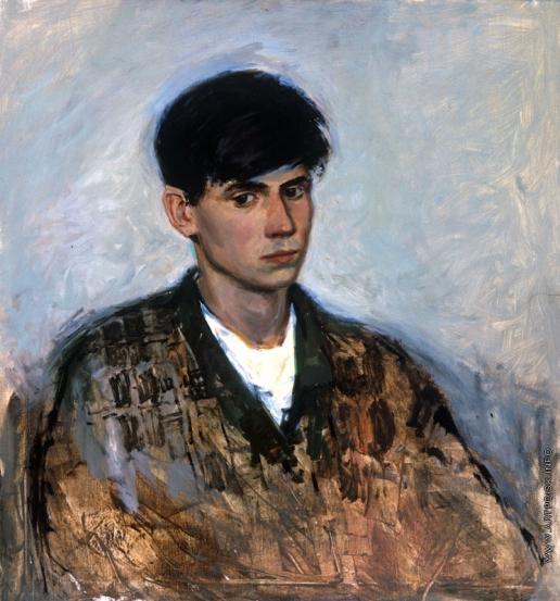 Козорезенко П. П. Автопортрет