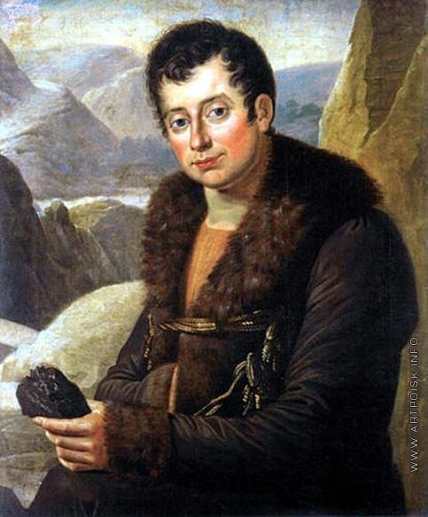 Тончи Н. И. Портрет Николая Никитича Демидова