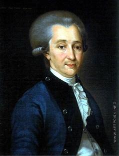 Аргунов И. П. Портрет Петра Ивановича Шубина