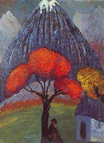Веревкина М. В. Красное дерево