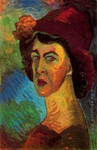 Веревкина М. В. Автопортрет