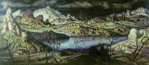 Богаевский К. Ф. Киммерийская область