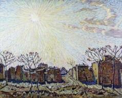 Богаевский К. Ф. Солнце