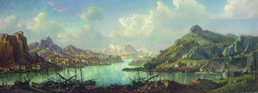 Богаевский К. Ф. Старая гавань