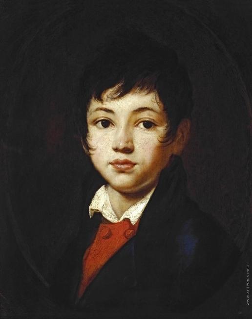 Кипренский О. А. Портрет Александра Александровича Челищева