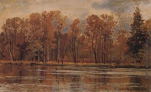 Шишкин И. И. Золотая осень