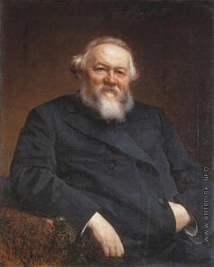 Крамской И. Н. Портрет Василия Львовича Челышева