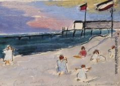 Веревкина М. В. На Балтийском море