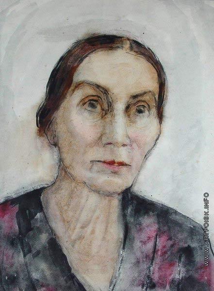 Бубнова В. Д. Женщина