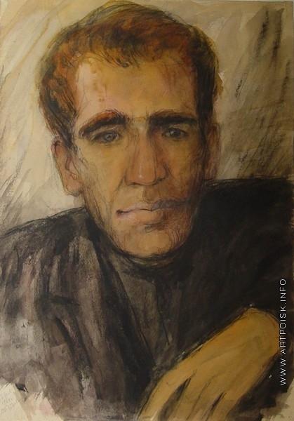 Бубнова В. Д. Портрет художника