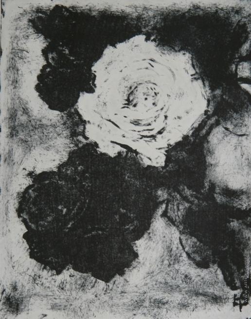 Бубнова В. Д. Розы