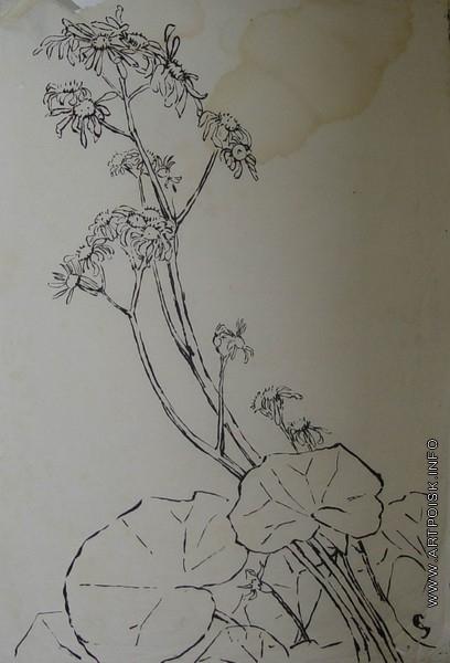 Бубнова В. Д. Цветы