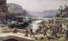 Ковалевский П. О. Бой у Иваново-Чифлик 2 октября 1877 года