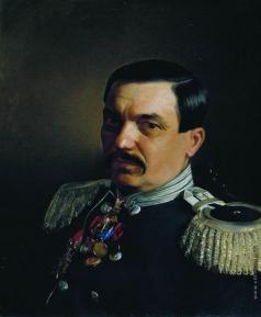 Репин И. Е. Портрет врача К.Ф.Яницкого