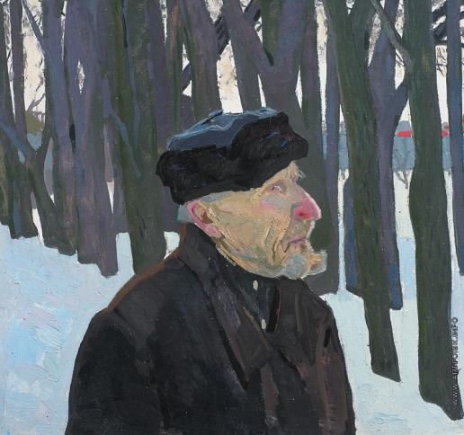 Попков В. Е. Старик