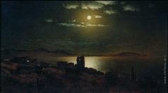 Кондратенко Г. П. Лунная ночь