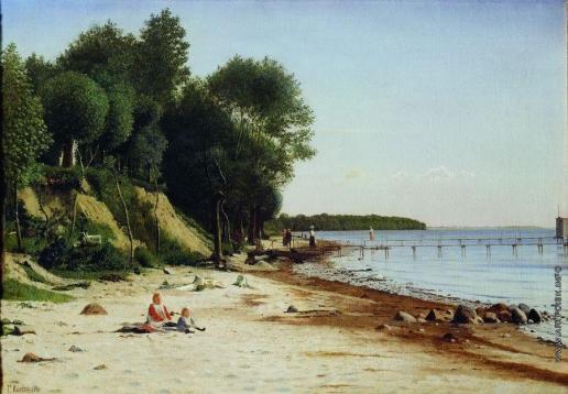 Кондратенко Г. П. Пляж