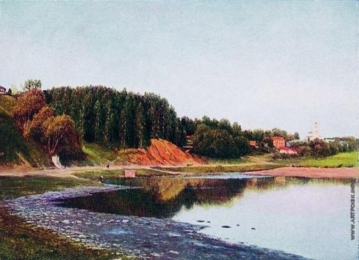 Кондратенко Г. П. Звенигород