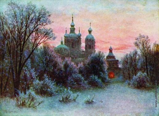 Кондратенко Г. П. Монастырь