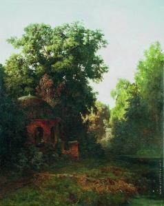 Кондратенко Г. П. В старом парке