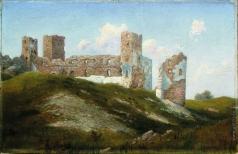 Кондратенко Г. П. Развалины. Старая крепость