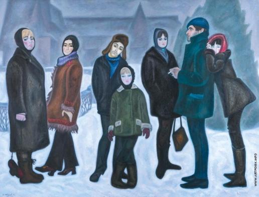 Попков В. Е. Зимние каникулы