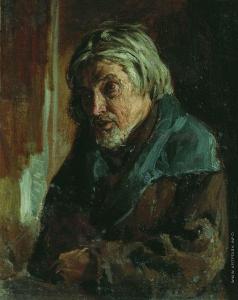 Максимов В. М. Старик-крестьянин