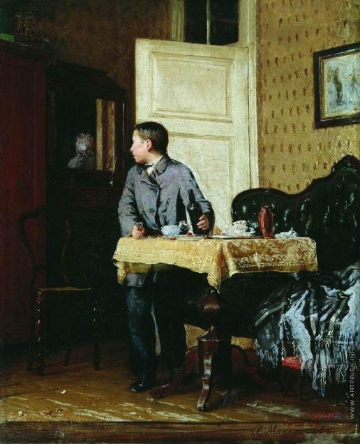 Максимов В. М. По примеру старших