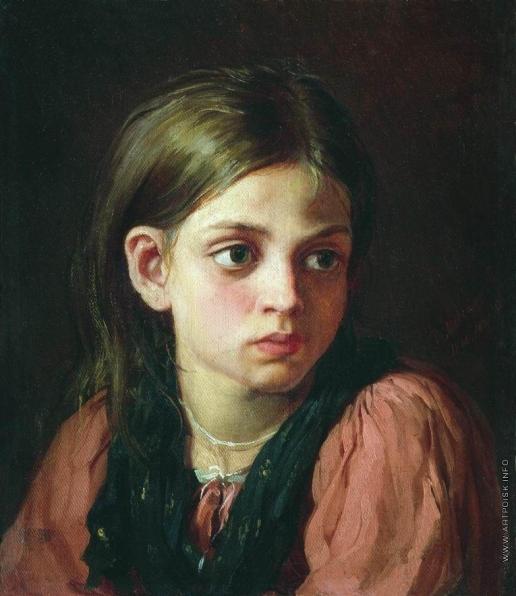 Максимов В. М. Девочка