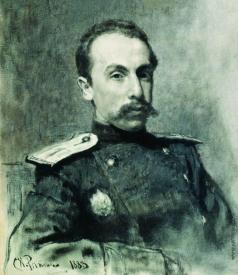 Репин И. Е. Портрет А.В.Жиркевича