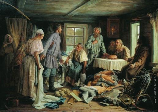 Максимов В. М. Семейный раздел