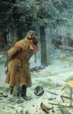 Максимов В. М. Лесной сторож