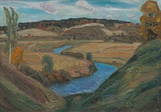 Попков В. Е. Река Сороть
