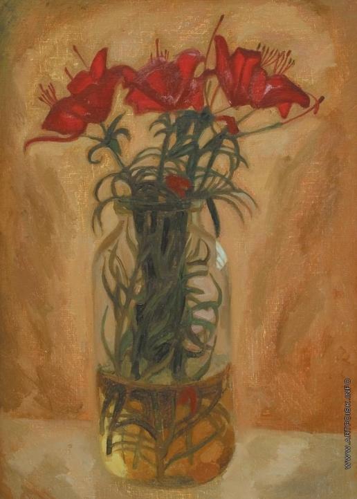 Попков В. Е. Красные лилии
