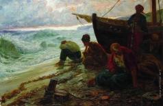 Репин И. Е. Конец Черноморской Вольницы