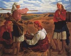 Серебрякова З. Е. Жатва