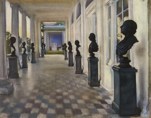 Серебрякова З. Е. Камеронова галерея в Царском селе