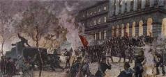 Сварог В. С. Смольный. 1917 г.