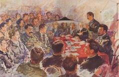 Сварог В. С. Доклад И.В. Сталина на VI съезде РСДРП (большевиков)