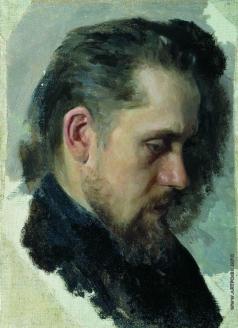 Неврев Н. В. Портрет Н.Помяловского