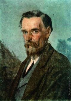 Неврев Н. В. Портрет Н.И.Рыбакова