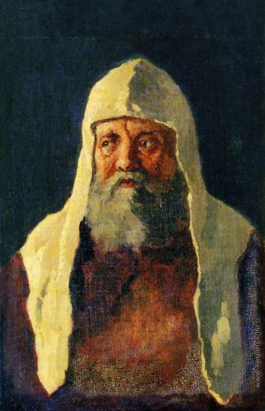 Неврев Н. В. Патриарх Никон
