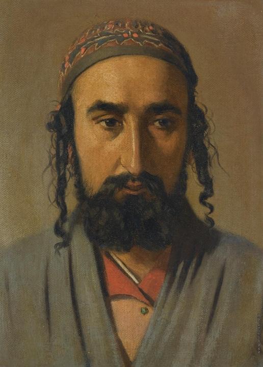 Верещагин В. В. Портрет купца-еврея
