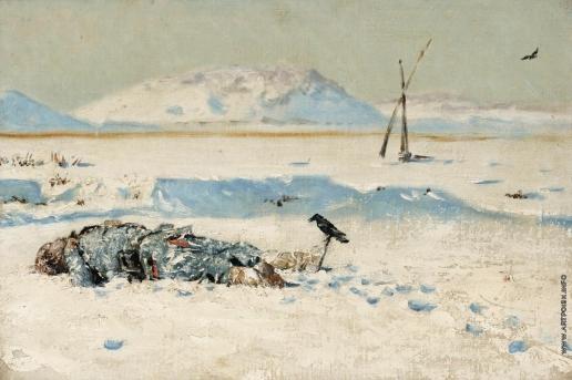 Верещагин В. В. Павший воин