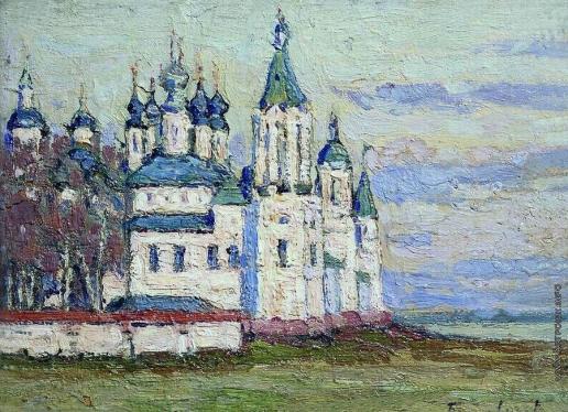 Петровичев П. И. Монастырь