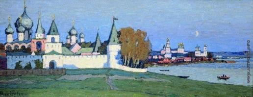 Петровичев П. И. Ипатьевский монастырь близ Костромы