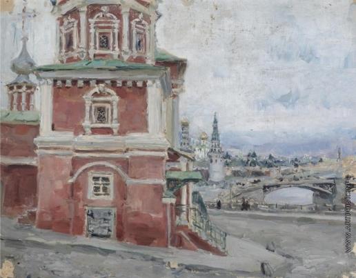 Якунчикова М. В. Церковь в Москве