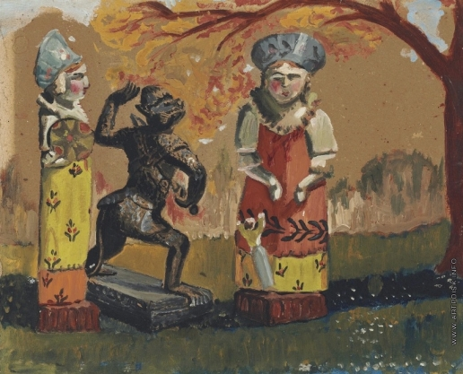 Якунчикова М. В. Русские персонажи